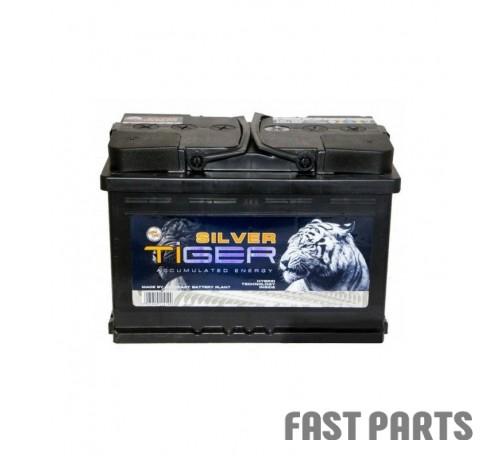 Аккумулятор Tiger Silver 78 Аh/760А 12V Euro (0)