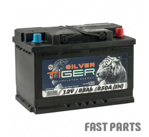 Аккумулятор Tiger Silver 88 Аh/850А 12V Euro (0)