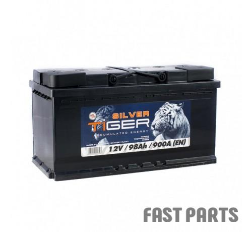 Аккумулятор Tiger Silver 98 Аh/900А 12V (1)
