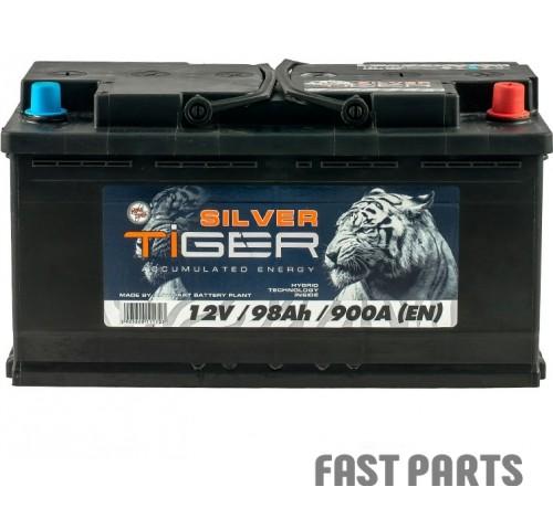 Аккумулятор Tiger Silver 98 Аh/900А 12V Euro (0)