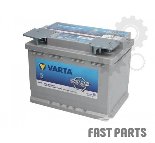 Аккумулятор VARTA VA560901068 60Ah/680A