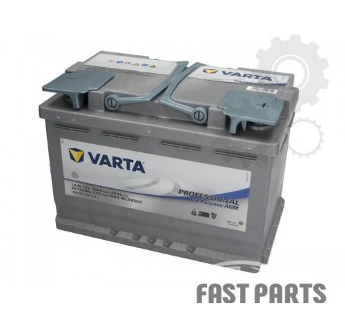 Аккумулятор VARTA VA840070076 70Ah/760A