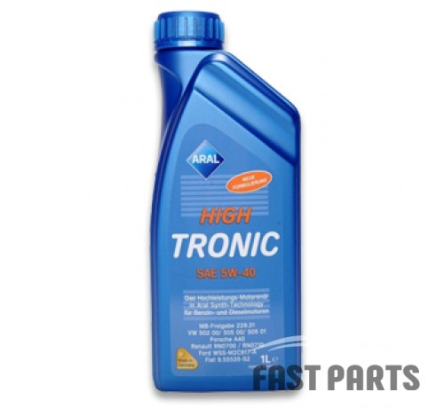 Моторное масло ARAL High Tronic 5W-40 1L