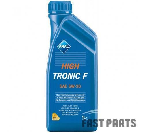 Моторное масло ARAL HighTronic F 5W-30 1L