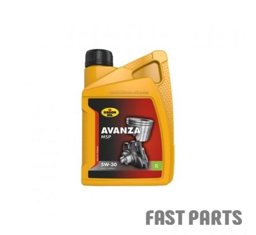Моторное масло AVANZA MSP 5W-30 1л KROON OIL