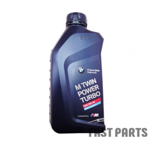 Моторное масло BMW M Twinpower Tubo Oil Longlife-01 SAE 0W-40 1L (83212365925)