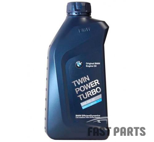 Моторное масло BMW Twinpower Tubo Oil Longlife-04 SAE 5W-30 1L (83212365933)