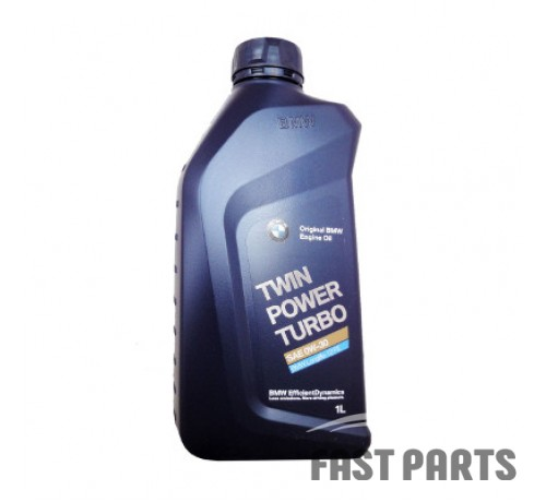 Моторное масло BMW Twinpower Tubo Oil Longlife-12 FE SAE 0W-30 1L (83212365935)