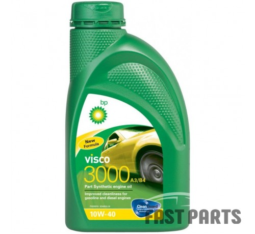 Моторное масло BP Visco 3000 A3/B4 10W-40 1L