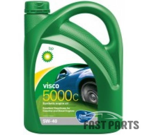 Моторное масло BP Visco 5000 C 5W-40 4L