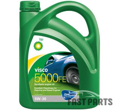 Моторное масло BP Visco 5000 FE 5W-30 4L