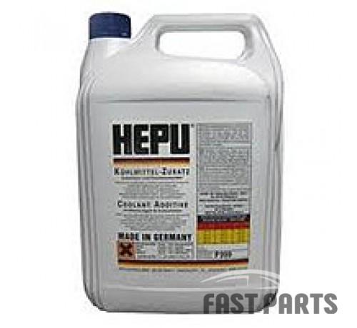 Антифриз HEPU P999 5L (синий)