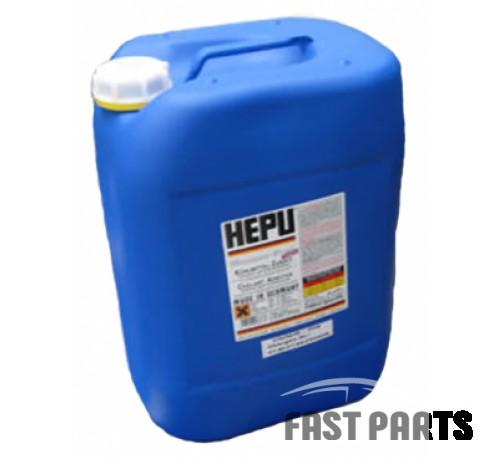 Антифриз HEPU P999 G12 60L (красный)