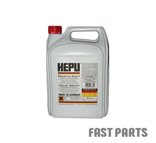 Антифриз HEPU P999 G12 5L (красный)