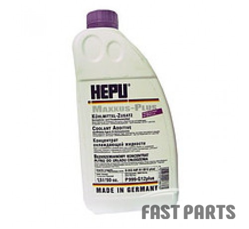 Антифриз HEPU P999 G12plus 1.5L (фиолетовый)