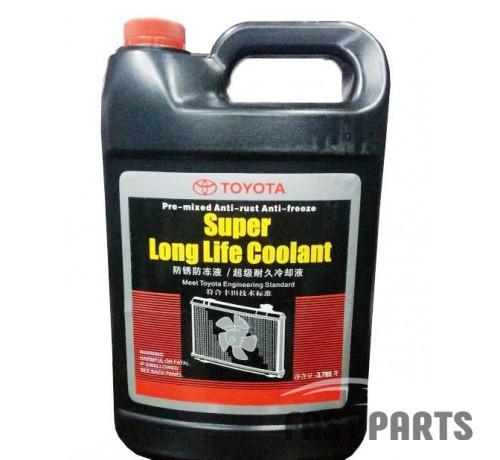 Антифриз концентрат TOYOTA Super Long Life Coolant,  3,78л 0888980082