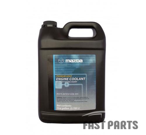 "Антифриз MAZDA ""Premium Gold Engine Coolant -37"", 3,78л. 000077507E03"