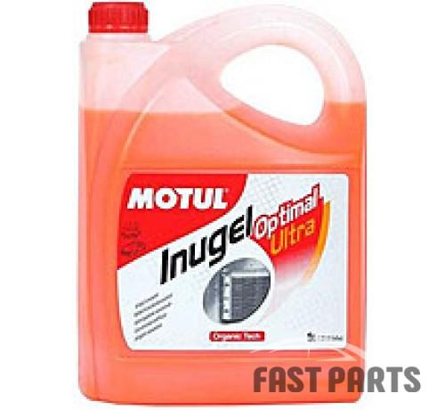 Антифриз (оранжевый) MOTUL 818106/INUGEL OPTIMAL ULTRA (5L)/101070