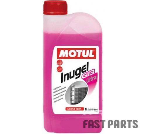 Антифриз (розовый) MOTUL 820101/INUGEL G13 ULTRA (1L)/104379