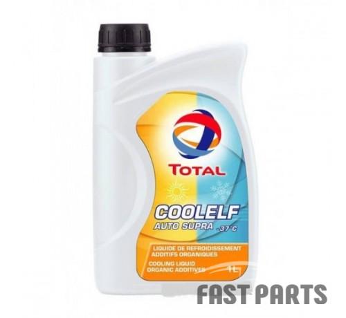 Антифриз TOTAL COOLELF AUTO SUP-37°(N) 1L