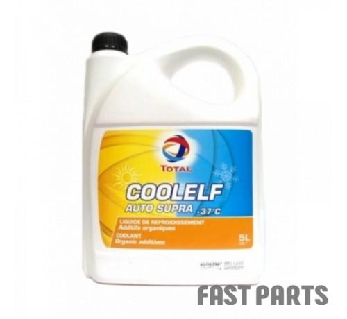 Антифриз TOTAL COOLELF AUTO SUPRA -37°C 5L