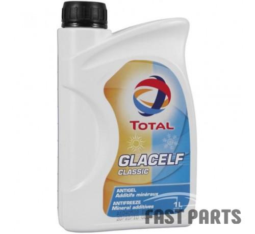 Антифриз TOTAL GLACELF CLASSIC (N) 1L