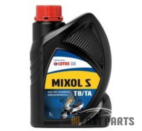 Масло для 2-тактных двигателей LOTOS MIXOL S API TB 1L