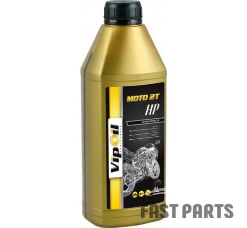 Масло для 2-х тактных двигателей VIPOIL  MOTO HP 2T API TC, 1L