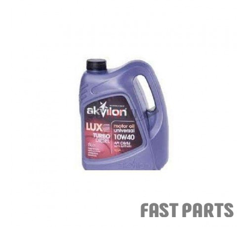 Моторное масло AKVILON LUX D 10W40 5L