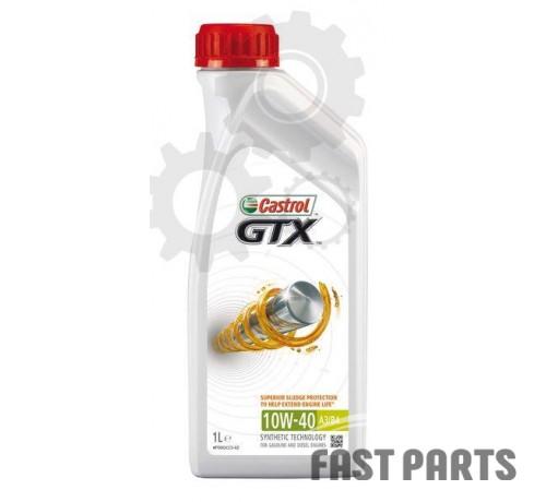 Моторное масло CASTROL GTX 10W40 A3/B4 1L