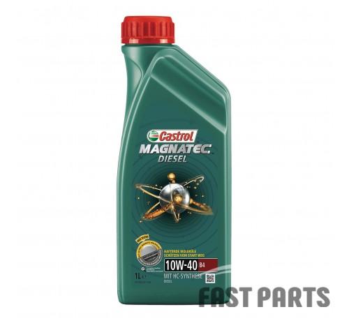 Моторное масло CASTROL MAGNATEC D 10W40 B4 1L