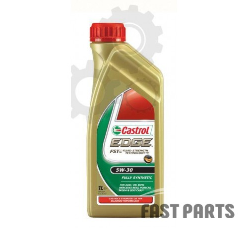 Моторное масло CASTROL EDGE 5W30 1L