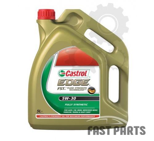 Моторное масло CASTROL EDGE 5W30 5L