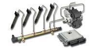 Двигатель (топливная система и управление двигателем)