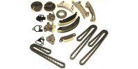 Двигатель (ремни, цепи и натяжители)