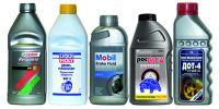 Автомобильные тормозные жидкости